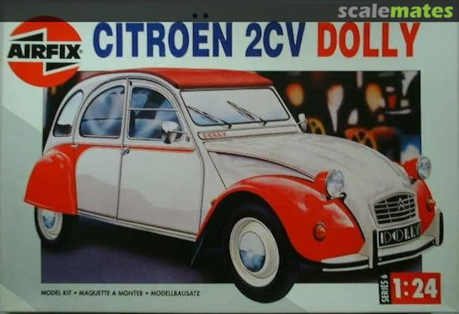 Kit Citroën 2cv Dolly