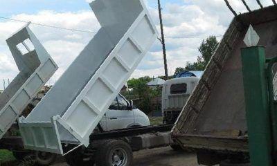 Продам кузов ГАЗ, ЗИЛ, КАМАЗ, самосвал изготовим на заказ