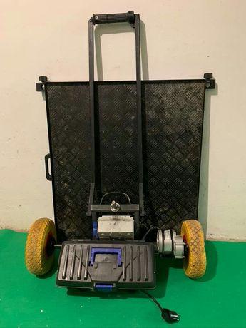 Wózek elektryczny platforma (nie milo sensas guru Preston drennan