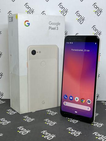 Google Pixel 3 64G Not Pink • Stan BDB+ • Sklep Fonik.eu