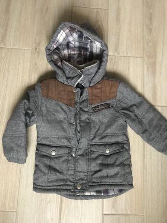Куртка Rebel 98 розмір 2-3 роки ( парка, демосезонна )