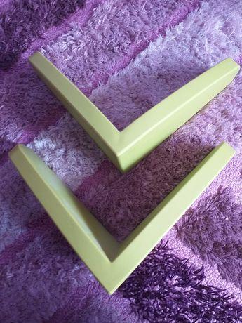 Półki Ikea Mammut 2szt zielone