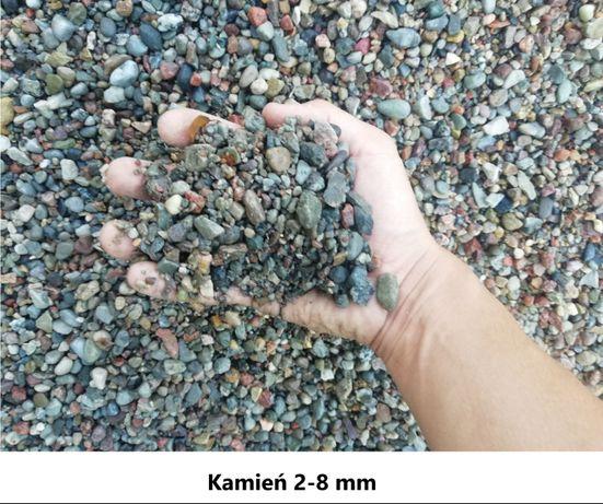 Kamień otoczak 2-8 mm, 8-16 mm. 16-32 mm. Żwir ogrodowy ozdobny