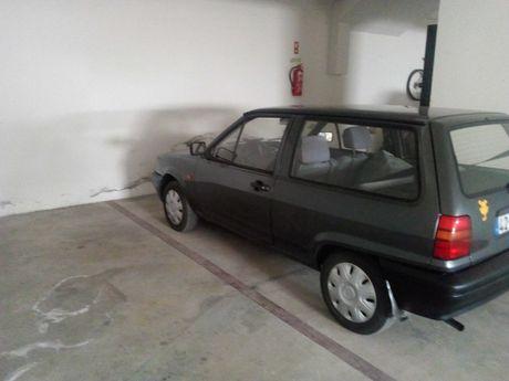 VW Polo Van 1992 - Clássico