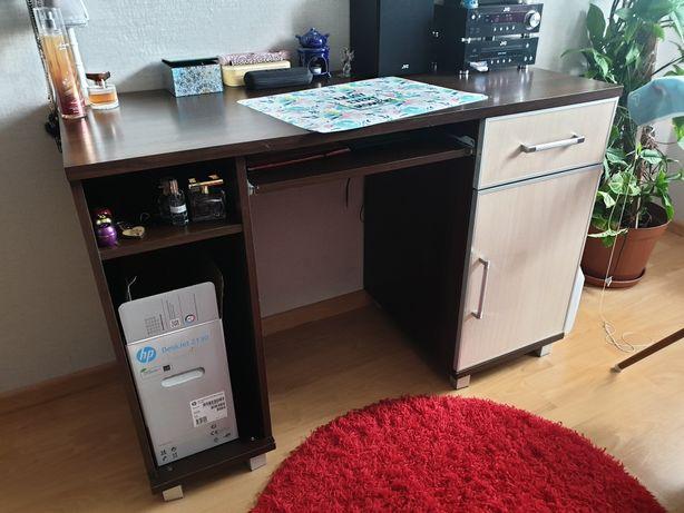 Duze biurko jak nowe bodzio