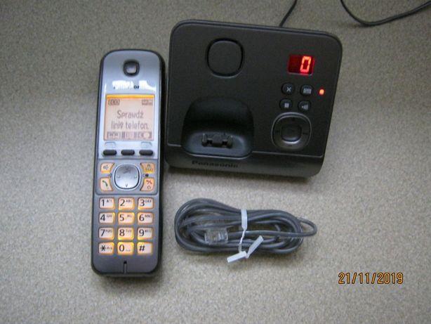 Cyfrowy telefon bezsznurowy z automatem zgłoszeniowym