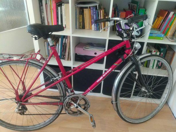rower Kettler alu rad, czerwony