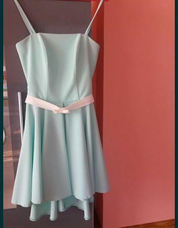 Sukienka rozkloszowana 34