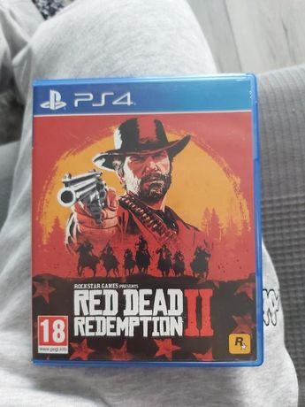 Zamienie Red Dead Redemption 2 PS4