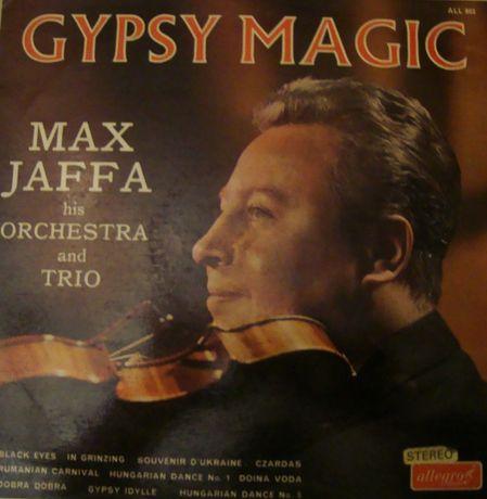 Vinil Max Jaffa His Orchestra And Trio - Gypsy Magic 1967