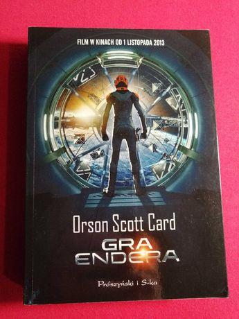 Gra Endera Orson Scott Card