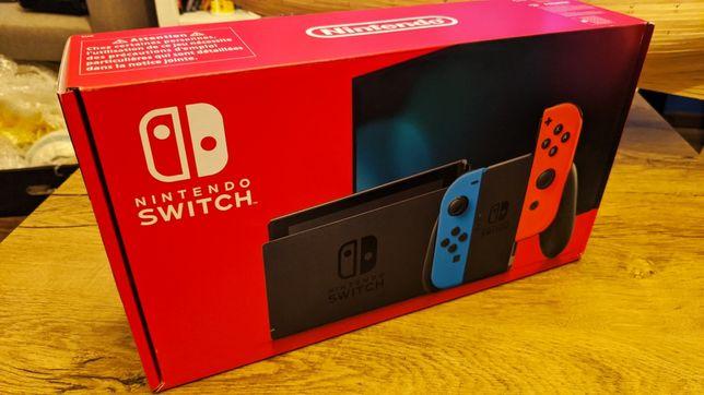 Konsola Nintendo Switch V2