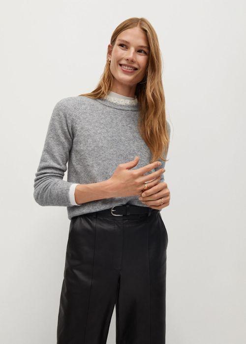 Джемпер Mango с деталями рубашки Ирпень - изображение 1