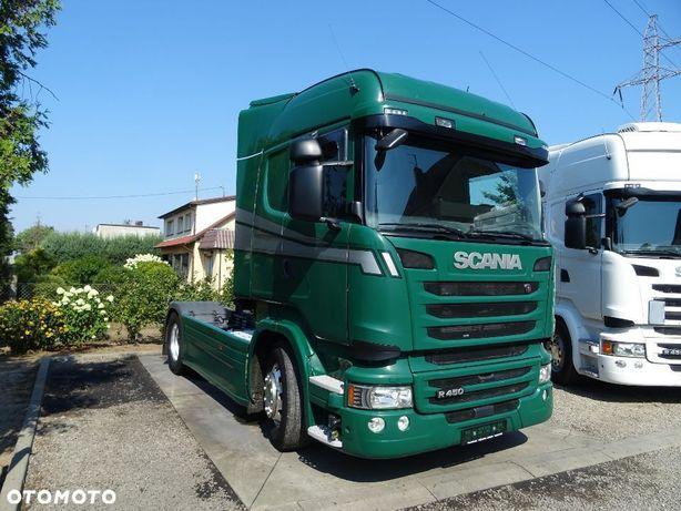 Scania Scania R450/ Xenony/ 2016/ 4 Poduchy Tył/ Euro 6 Z Adblue