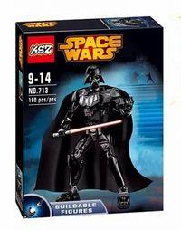 Klocki Star Wars Kapitan Lord Vader 160 elementów