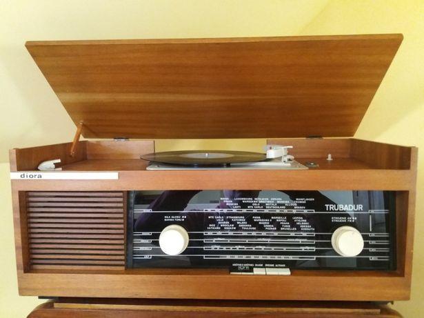 Radio gramofon diora