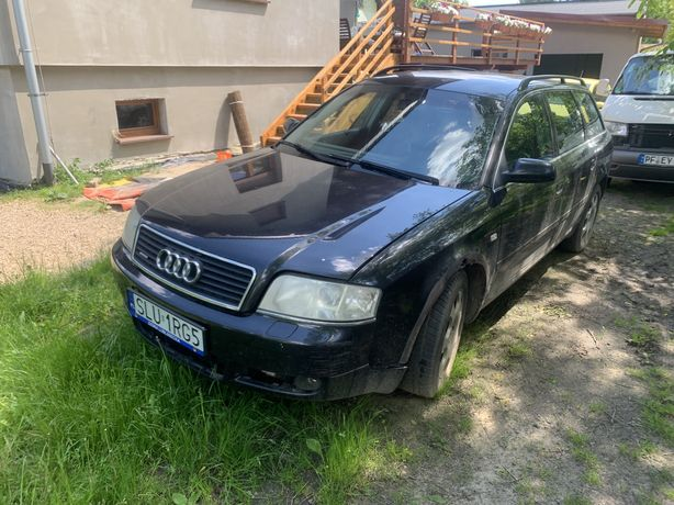 Audi a6c5 zamienie za crossa/enduro