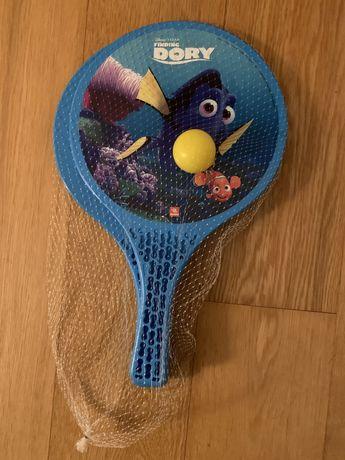 Raquetes de praia Nemo