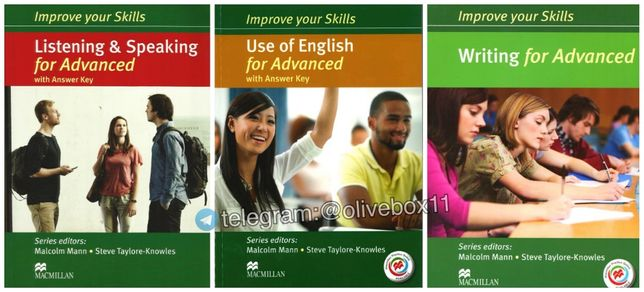Improve your Skills for Advanced (CAE)