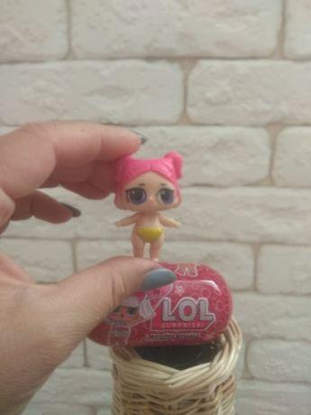 Сестричка ЛОЛ LOL в яйце куколка лол много