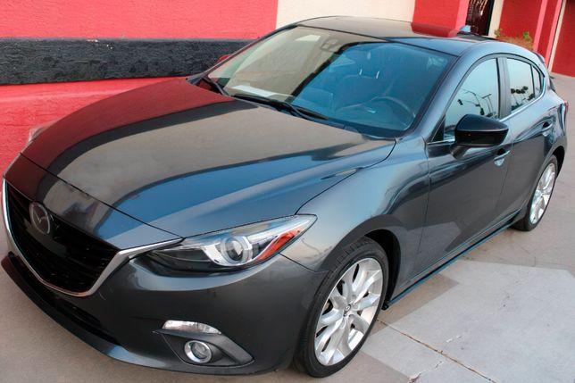 Mazda 3 2.5 2015