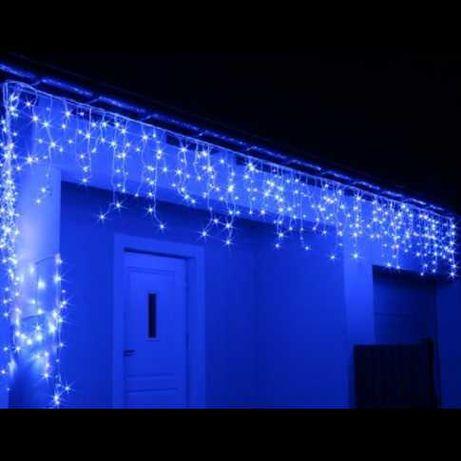 oświetlenie Świąteczne kurtyny