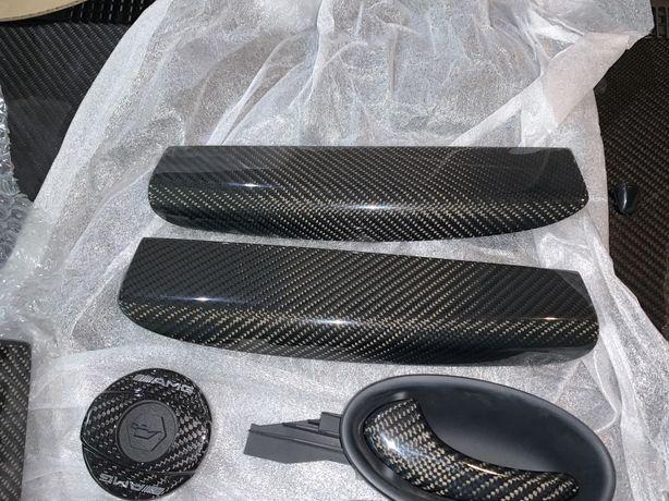 Material Mercedes SLK R171 Interior em Carbono SmartTOP Molas Spoiler