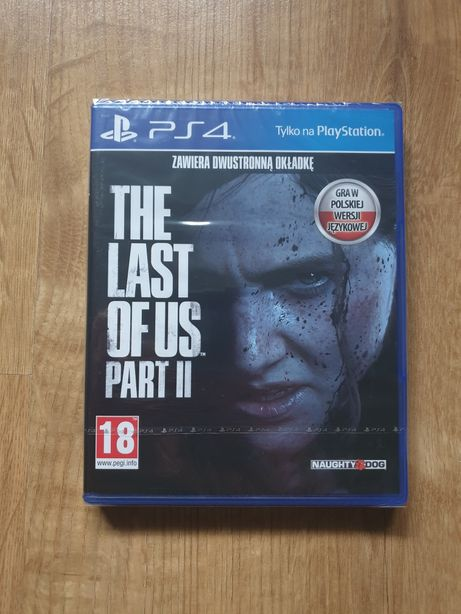 The Last Of Us PART 2 PS4 / PS5 PlayStation 4 5