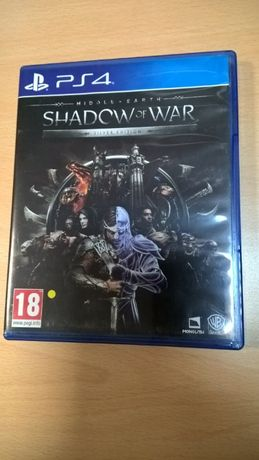 Shadow of War Silver Edition PS4