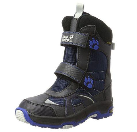 Зимние ботинки Jack Wolfskin, мембрана