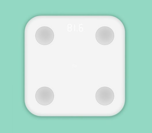 Умные весы Xiaomi Mi Body Composition Scale 2 XMTZC05HM (2250 руб.)