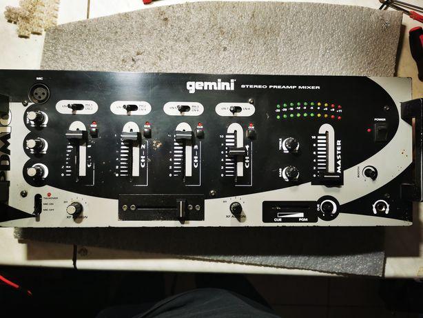 Mixer Dj Gemini PDM10