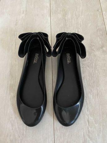 Melissa оригинал красивые балетки женская обувь