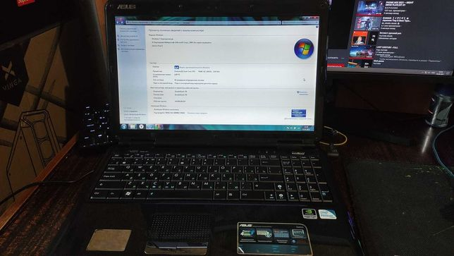 Ноутбук Asus k50id