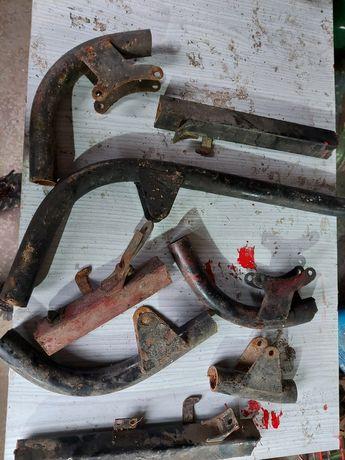 Element rama uchwyt wsk 125 175 mocowanie