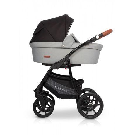 Wózek 3w1 Basic, Riko, Sklep BabyBum