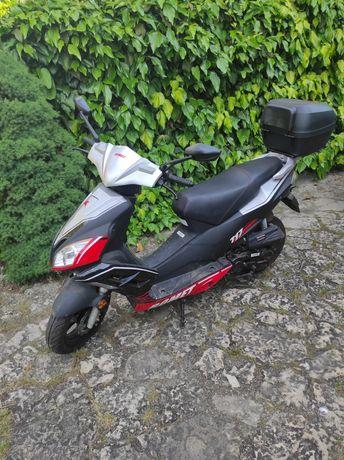 Motorower Romet 50 4suw mało używany