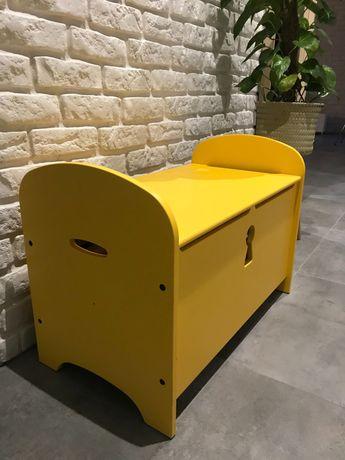 Trogen Ikea skrzynia siedzisko