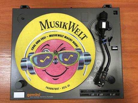Gramofon DJ GEMINI XL- 100