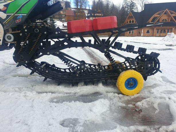 Snowbike ZF Snow (timbersled, camso,yeti,) Skuter śnieżny