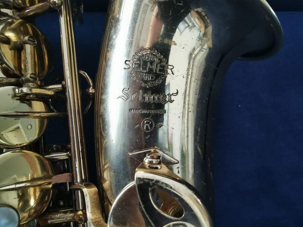 Selmer mark VI. Saksofon altowy po pełnym serwisie.