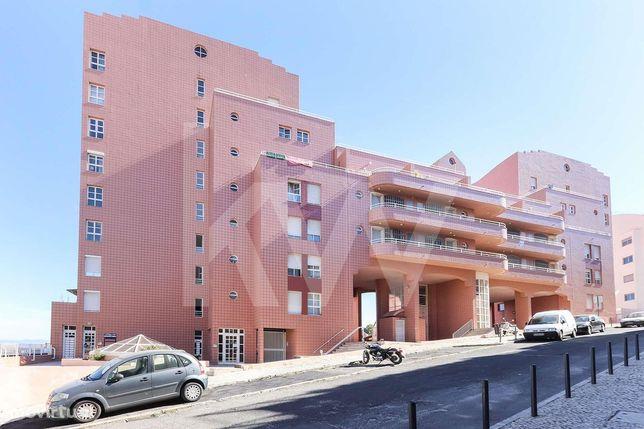 Apartamento T1 para venda Edifício Gaivotas do Tejo, Rua da Bela Vista