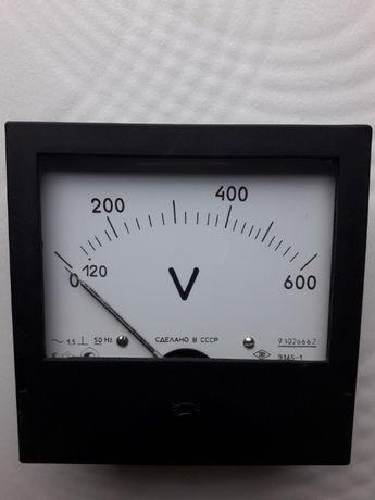Вольтметры и амперметры щитовые