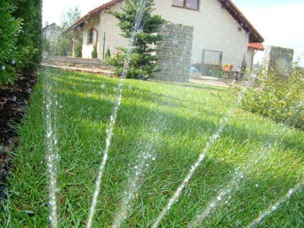 systemy automatycznego nawadniania ogrodów, nawadnianie Gliwice