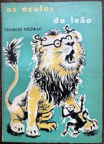 Os óculos do leão de Charles Vildrac