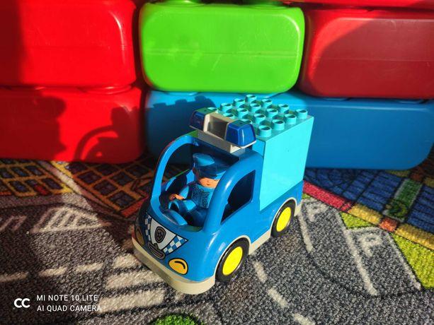 Pojazdy lego duplo