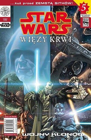 Star Wars. Wojny Klonów. Więzy krwi
