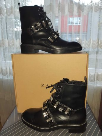 Ботинки Zara 39р.