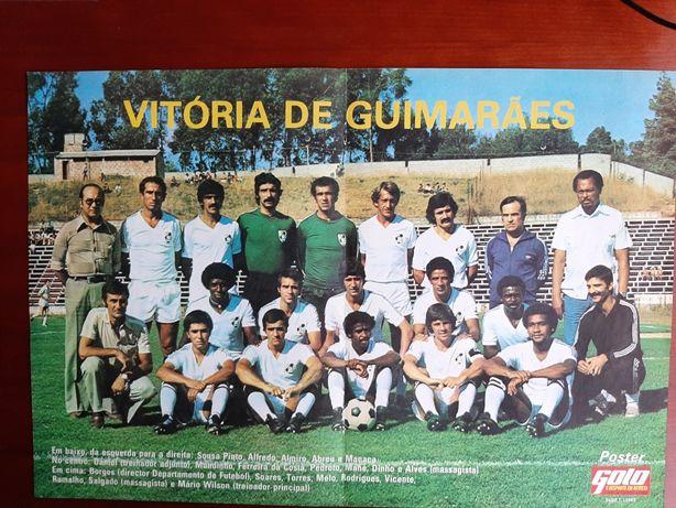 Postais e posteres diversos Vitória de Guimarães