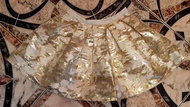 Фирменная нарядная юбка